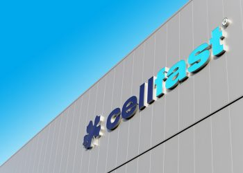 Cellfast logo factory
